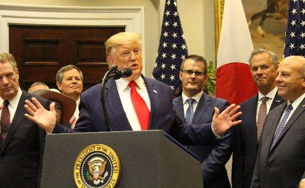 日米貿易協議の「最終合意」をめぐる数々の疑問