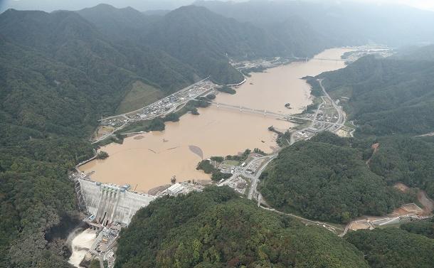 八ツ場ダムは本当に利根川の氾濫を防いだのか?