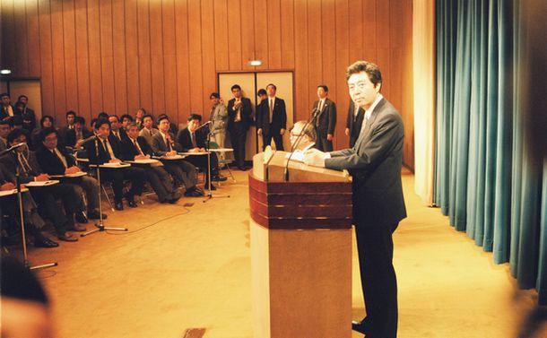 小沢一郎「細川政権があと1年続いていれば…」