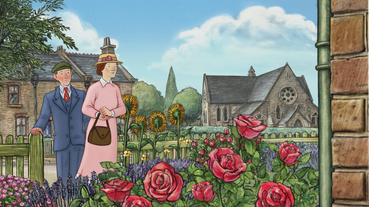 © Ethel & Ernest Productions Limited, Melusine Productions S.A., The British Film Institute and Ffilm Cymru Wales CBC 2016
