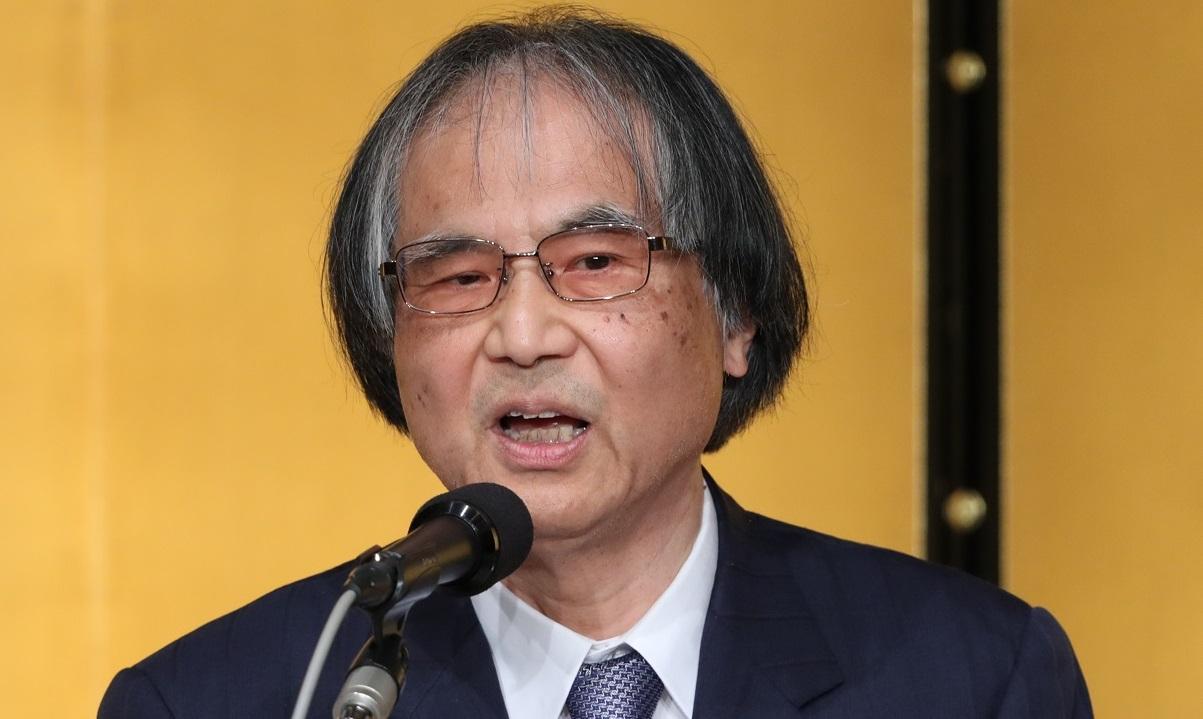 写真・図版 : 木庭顕・東京大学名誉教授(ギリシャ・ローマ史)