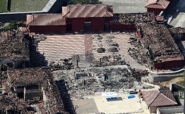 首里城の再建をとりまく沖縄の戦後と政治