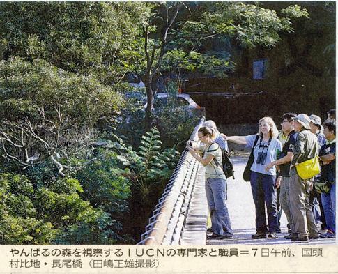 写真・図版 : 2019年10月8日付「沖縄タイムス」から