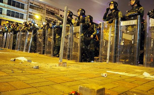 若者達の信念が香港人の心の境界線を乗り越えた