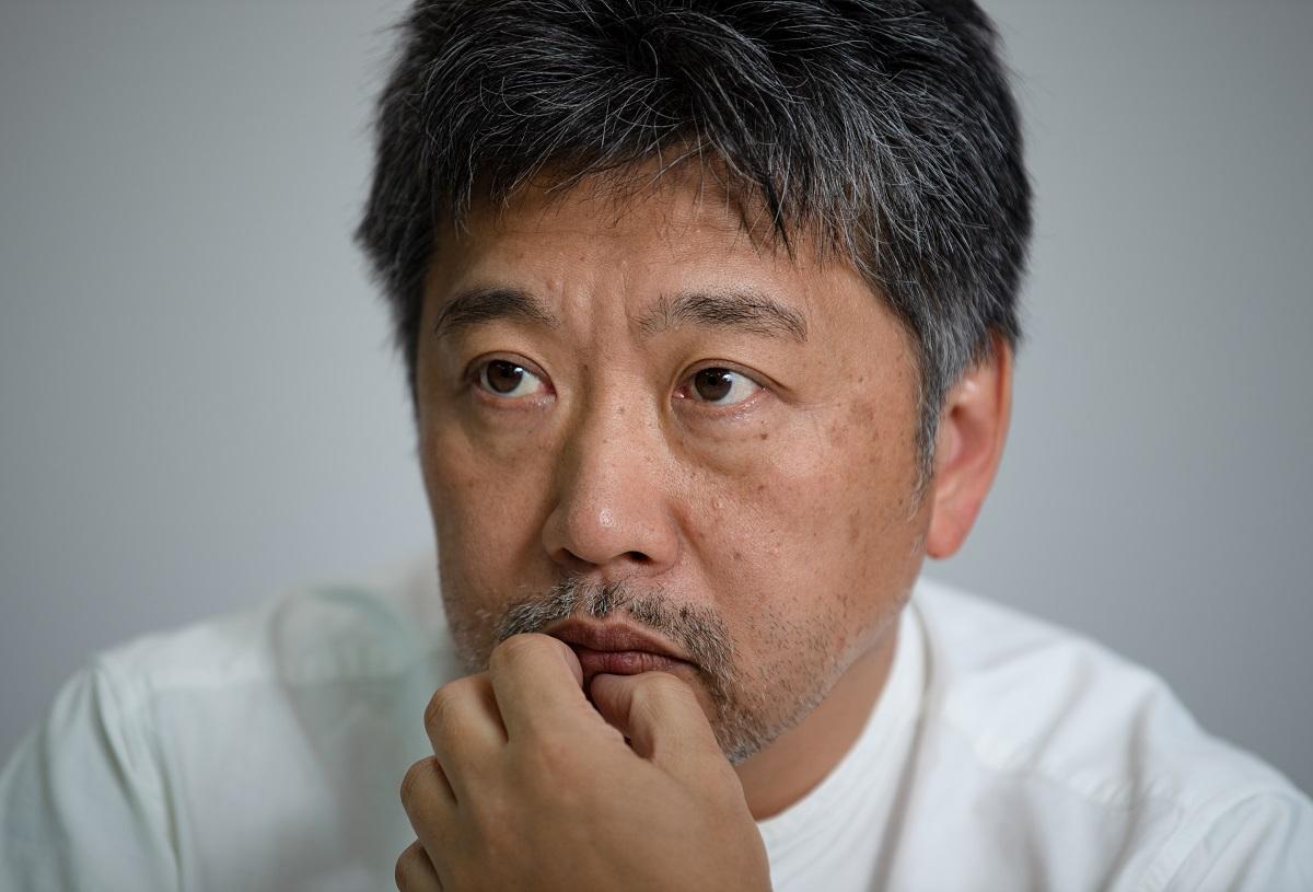 写真・図版 : 「東京国際映画祭はトロントを目指すべき」と提言する是枝裕和監督