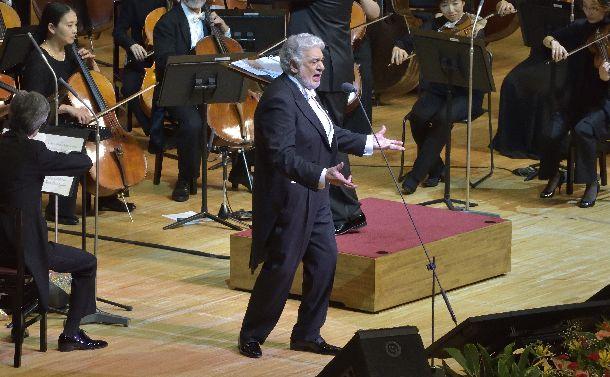 プラシド・ドミンゴはオペラ界のゴッドファーザー