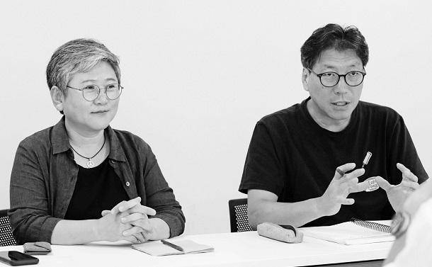 「平和の少女像」制作者キム夫妻インタビュー
