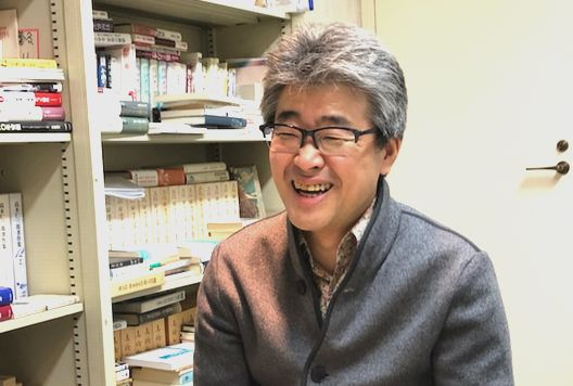 写真・図版 : 若松英輔・東京工業大学リベラルアーツ研究教育院教授
