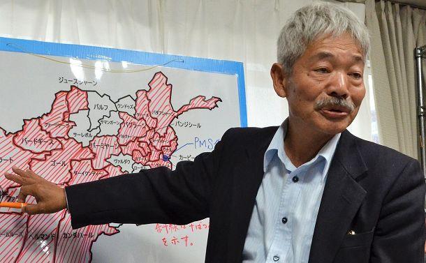 アフガンに寄り添った中村哲医師の素顔
