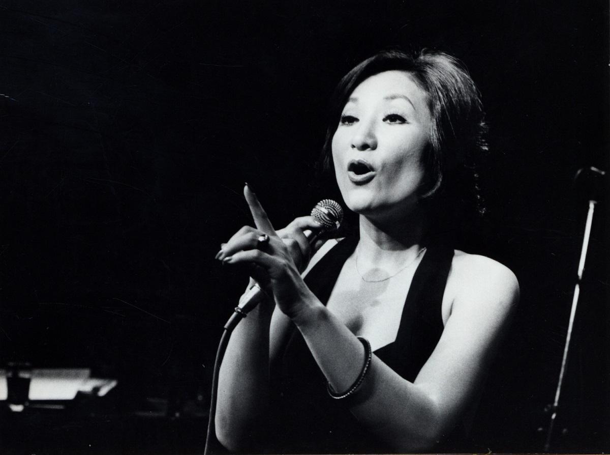 写真・図版 : 北原ミレイ(1976年撮影)