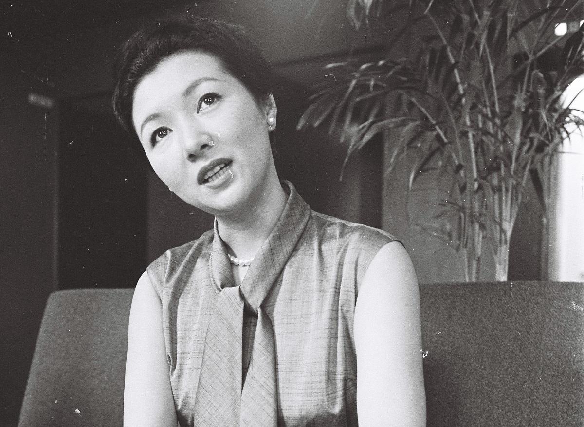 高峰秀子=1962年