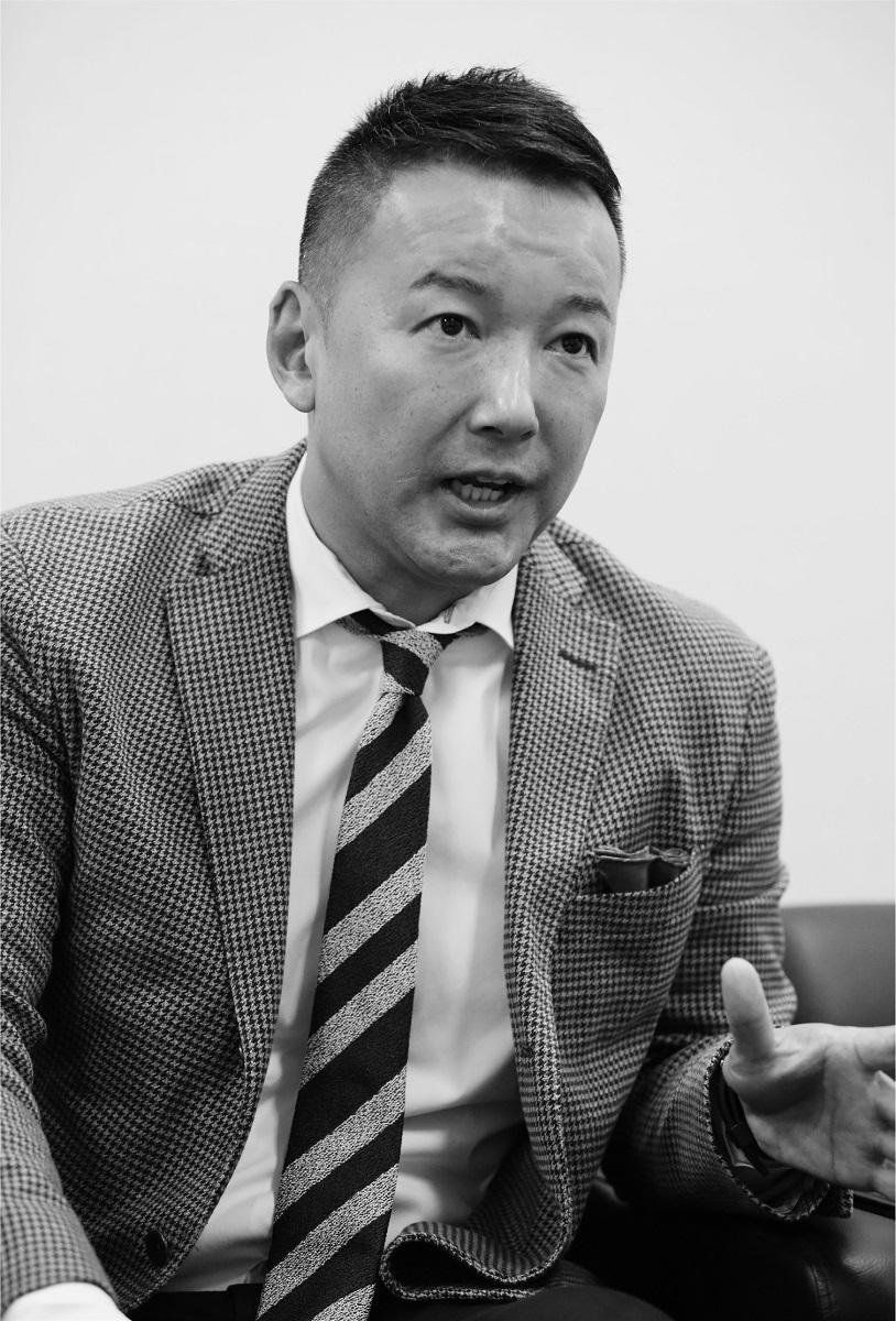 山本 太郎 信者