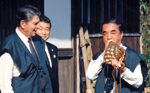 101歳で逝った中曽根元総理。手作り外交の功罪