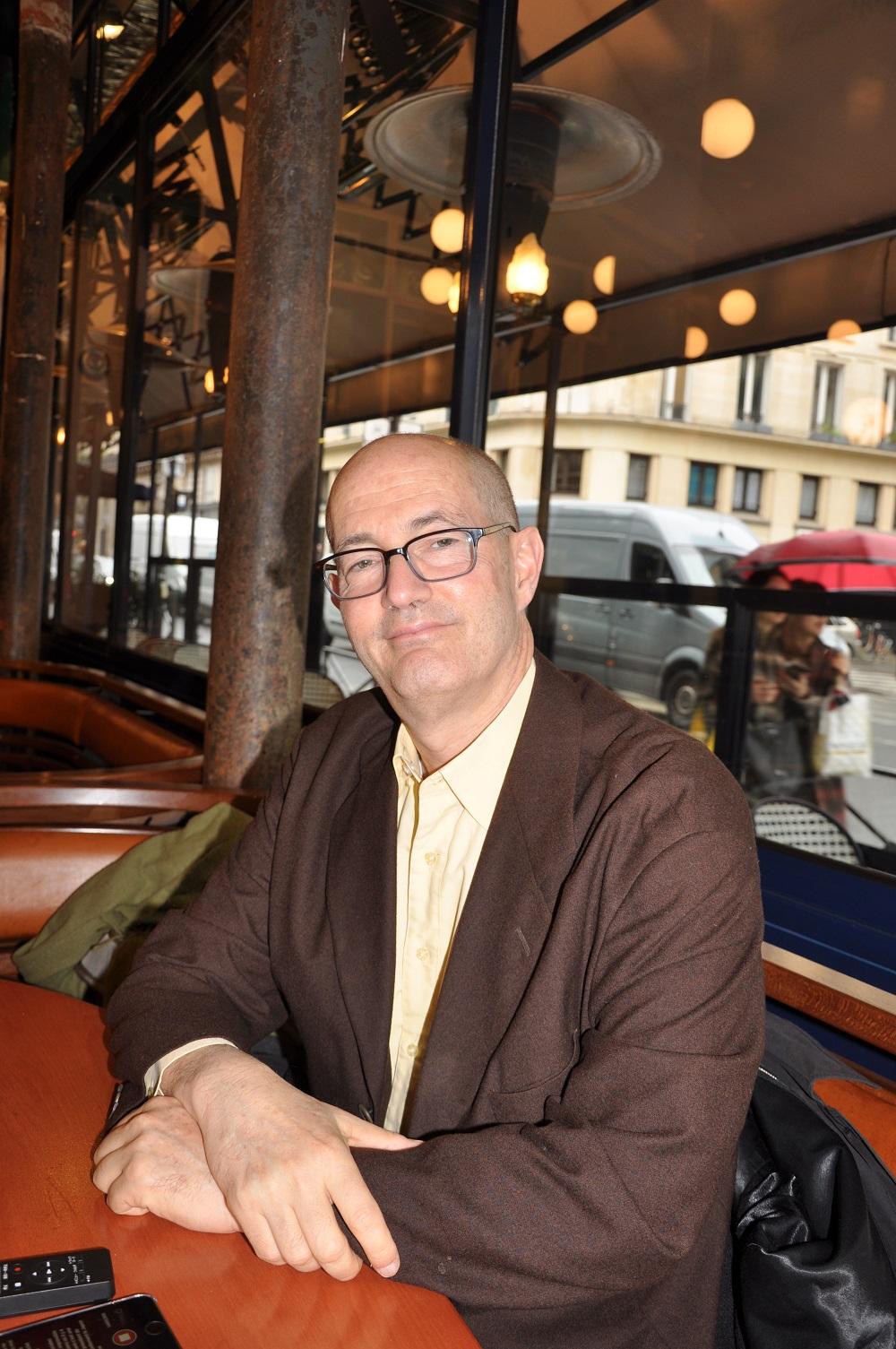 写真・図版 : 「フランス人とは何か」の著者パトリック・ヴェイユ氏=パリ