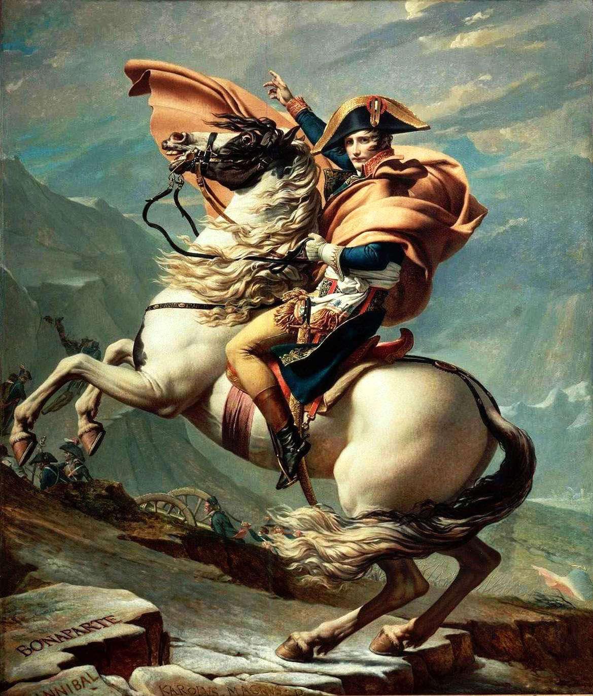 写真・図版 : ナポレオン