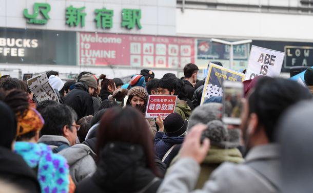香港、東京、欧米……人びとはなぜデモをするのか