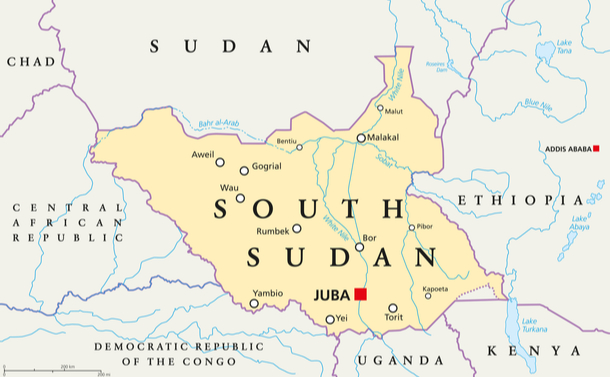 南スーダンのがばいばあちゃんの心をうたれた一言
