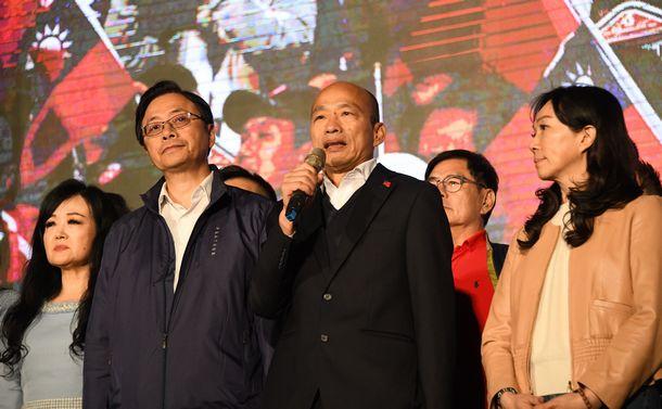 百年の老舗・中国国民党よ、どこへ行く?