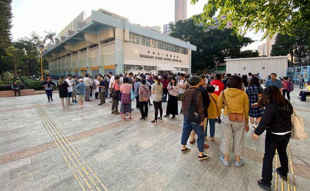 香港区議選から学ぶ投票率アップのために必要なこと