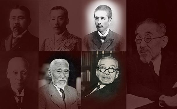 【中】誕生したばかりの東京大学で学んだ人たち