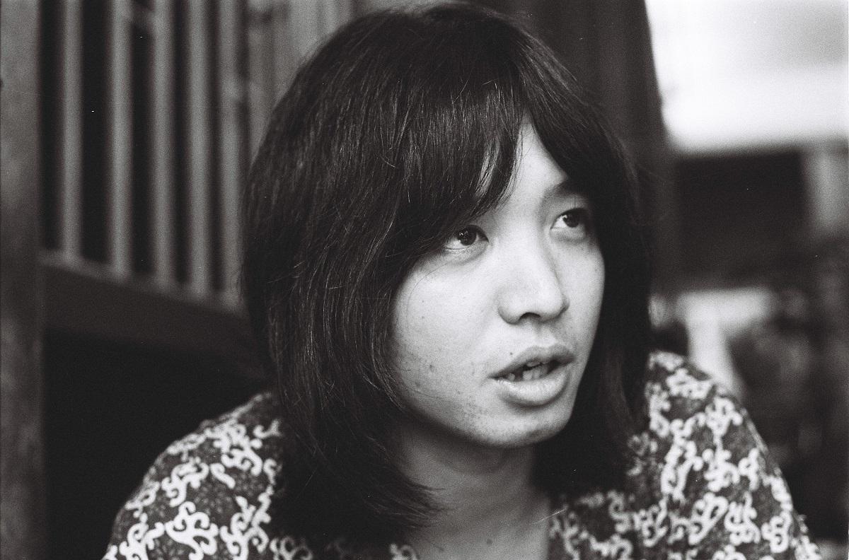 写真・図版 : 吉田拓郎=1972年