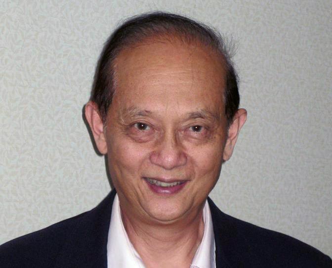 写真・図版 : 生物物理学者のKuo-Cen Chou(ゴードン生命科学研究所のウエブサイトから)