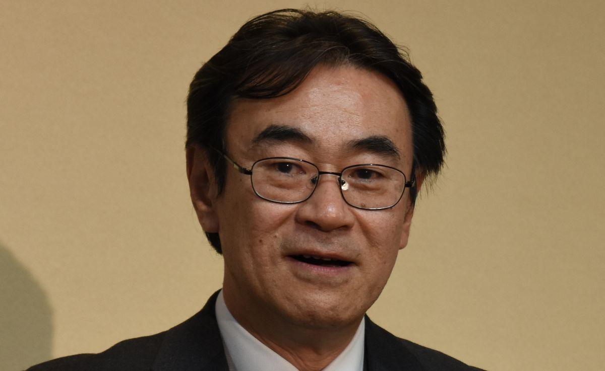 写真・図版 : 黒川弘務・東京高検検事長=2019年1月21日、東京・霞が関