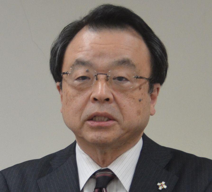 写真・図版 : 林真琴・名古屋高検検事長=2018年1月16日 、名古屋市中区の名古屋高検