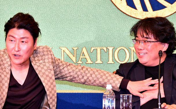 『パラサイト』で日韓を考え抜く~ソン・ガンホの言葉とポン・ジュノの微笑