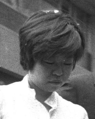 写真・図版 : 永田洋子元死刑囚