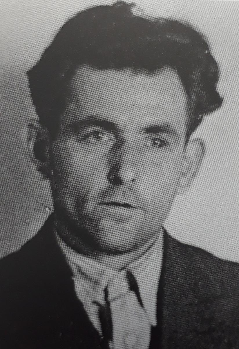 写真・図版 : ヒトラー暗殺を試みて失敗、銃殺されたゲオルク・エルザー