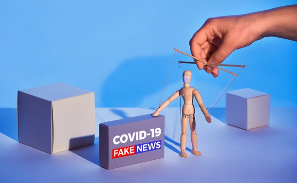 新型コロナウイルスとともに広がるニセ科学