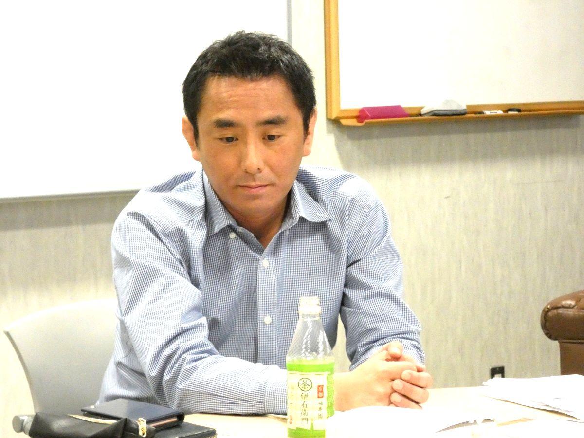 写真・図版 : 中島岳志さん