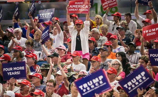 トランプを支える「反リベラル」「反オバマ」の茶会運動