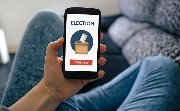 スマートフォンによる電子投票は実現しないのか