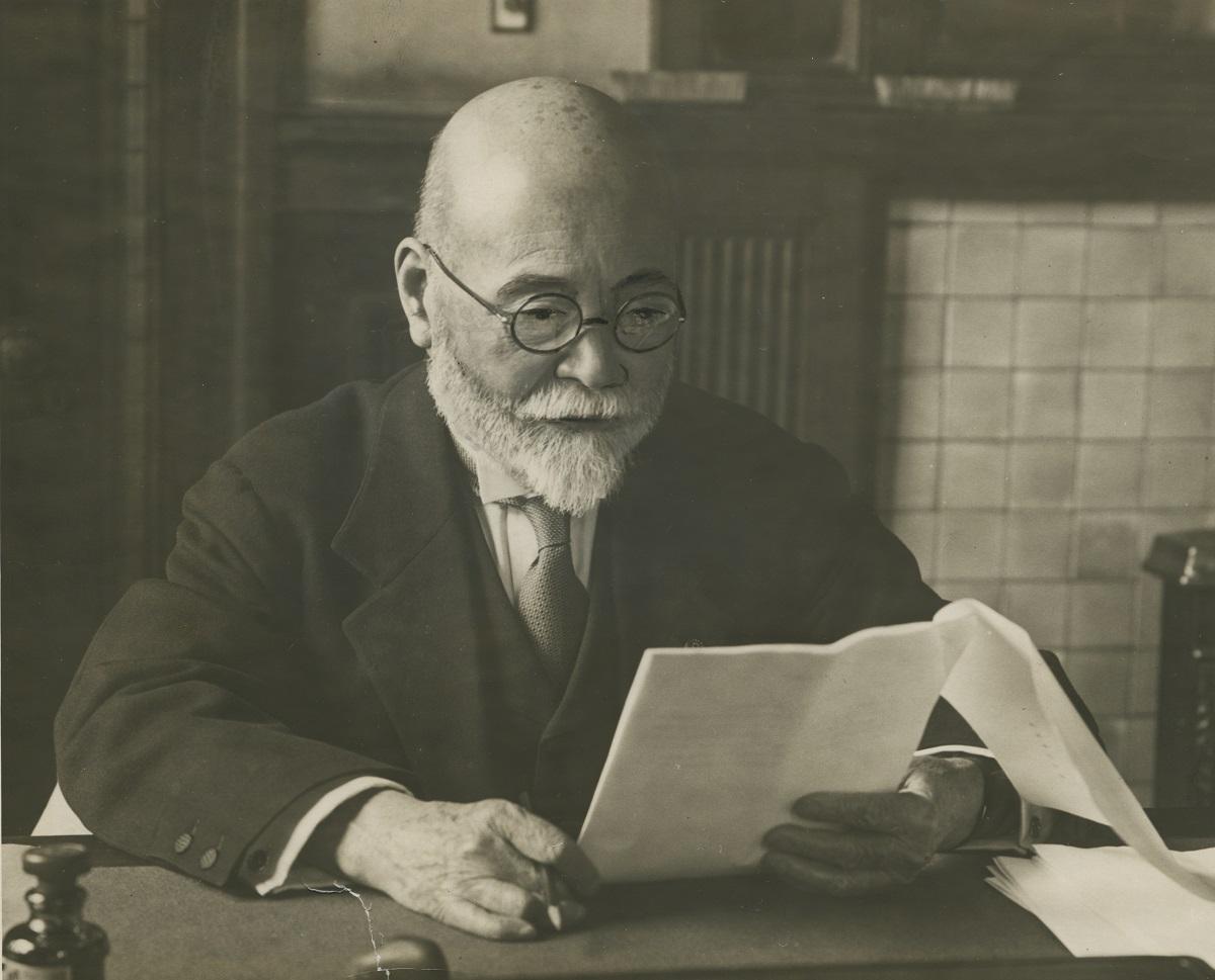 写真・図版 : 高橋是清(1854-1936)