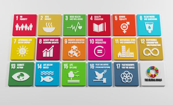 SDGsの17目標