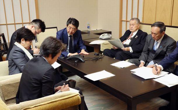 近代五輪初の延期 東京五輪は21年7月23日、パラは8月24日開幕