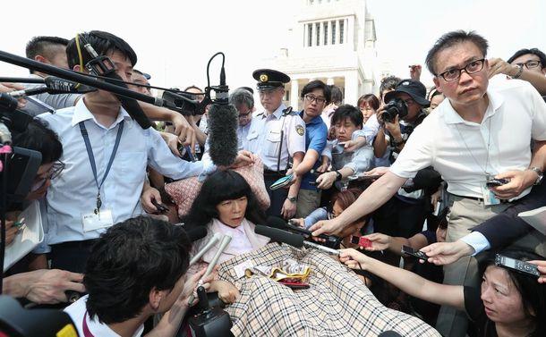 「怒り」を訴えたれいわ・木村英子参院議員は何を伝えたかったのか(上)
