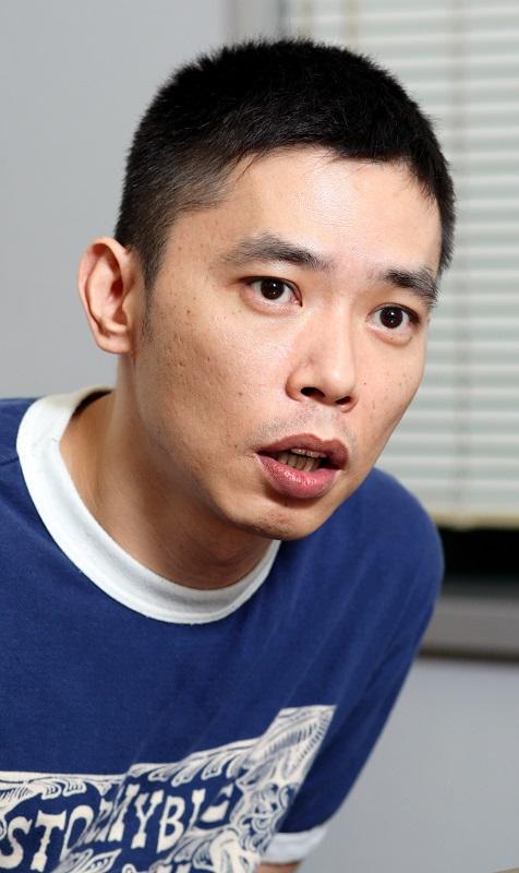 写真・図版 : 太田光氏