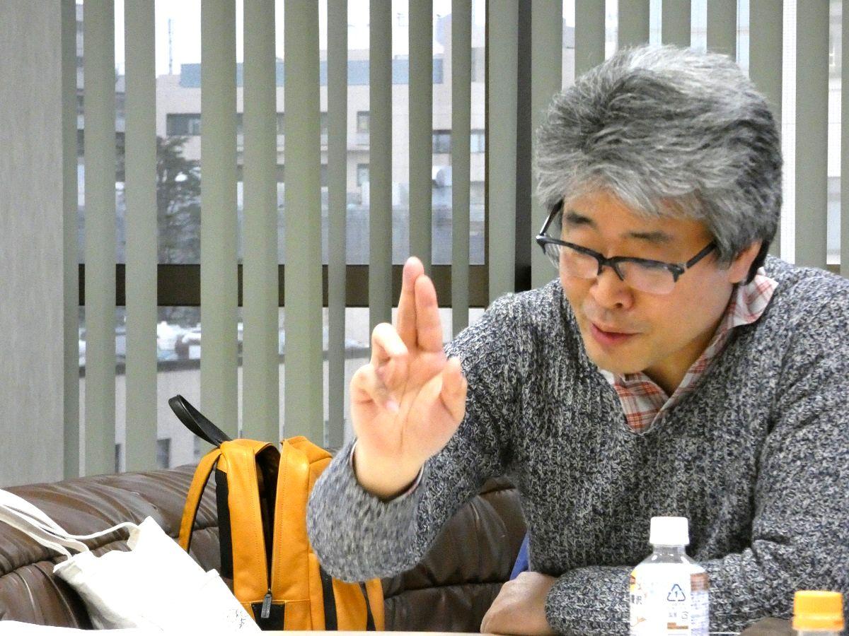 写真・図版 : 若松英輔・東工大教授