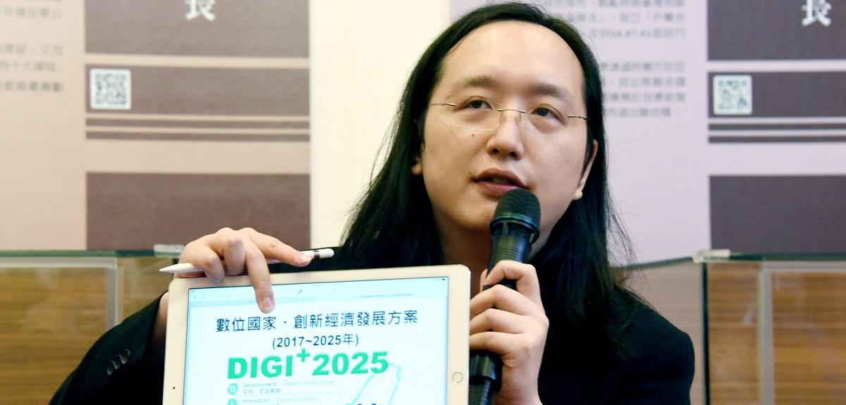 天才とも称されてきた台湾の唐鳳IT担当大臣。台湾ではITを駆使した感染防止対策が功を奏した