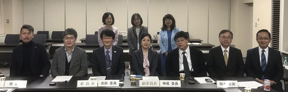 写真・図版 : 日本学術会議アディクション分科会のメンバー