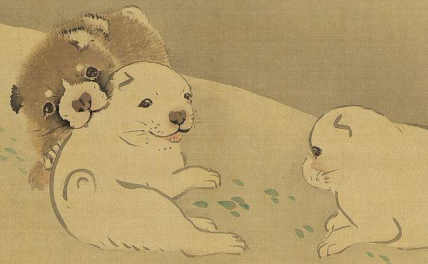 疲れた心にきれいな絵を① 「もふもふ」動物を愛でる