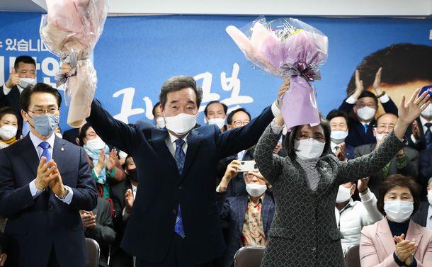 韓国総選挙、文在寅政権が圧勝/勝因は「コロナ禍の突風」だけではない