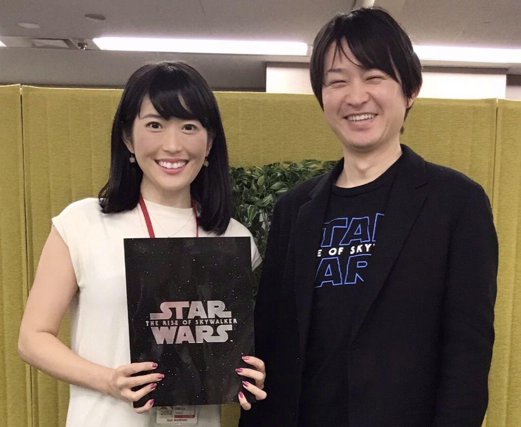写真・図版 : 藤井隆史さん(左)と筆者