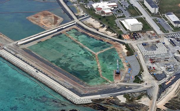 沖縄防衛局がコロナ禍のさなかに、辺野古の設計変更を申請