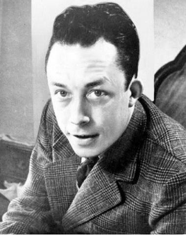 写真・図版 : アルベール・カミュ(1913―1960)