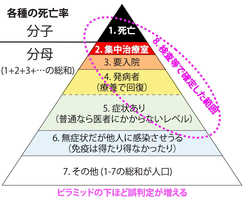 写真・図版 : 図1:死亡率の考え方