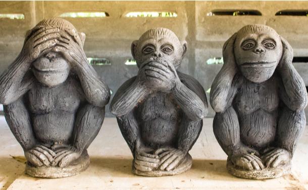 「三猿政権」が検察庁法改正へ暴走する